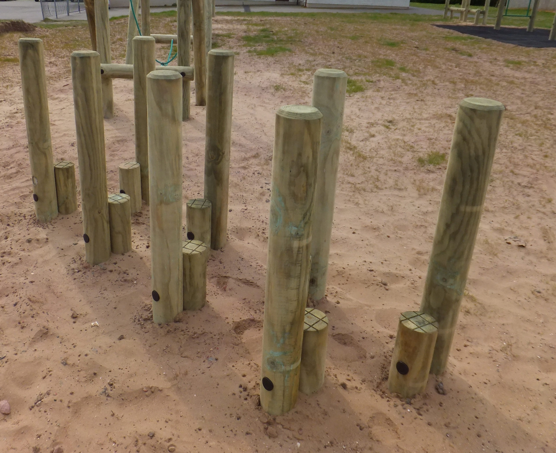 Walk and Strech Posts