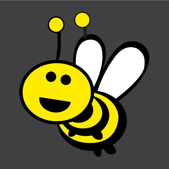 Bee   1m x 1.1m