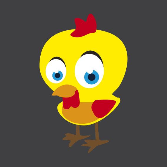 Bird    1m x 1m