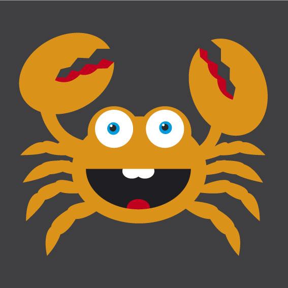 Crab 1m x 1m