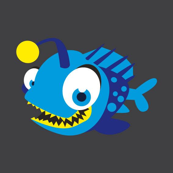 Fish 5    1m x 1m