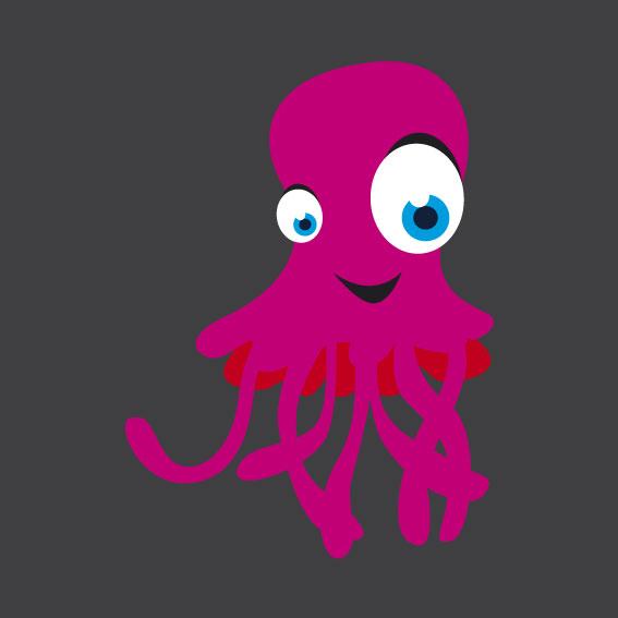 Jellyfish 1m x 1m