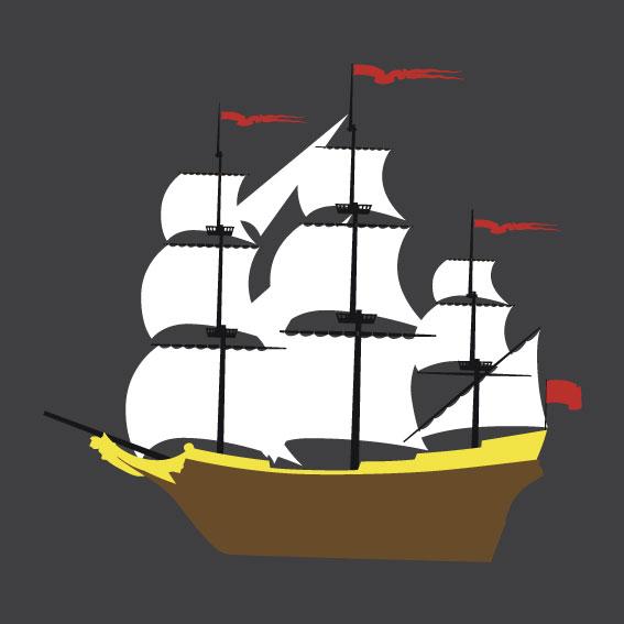 Ship   1.2m x 1.2m