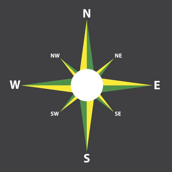 Compass 3m Diameter