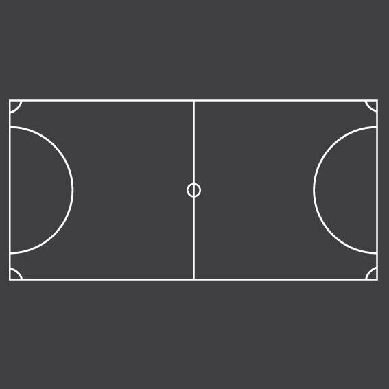 Football Court 30m x 15m