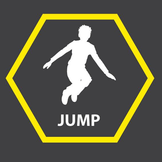 Jump Spot 1.6m
