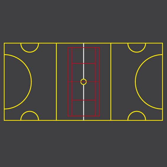 Multi Court 30m x 15m