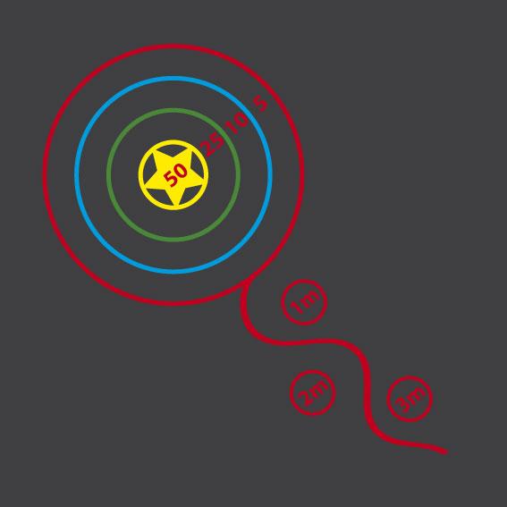 Target 3.5m Diameter