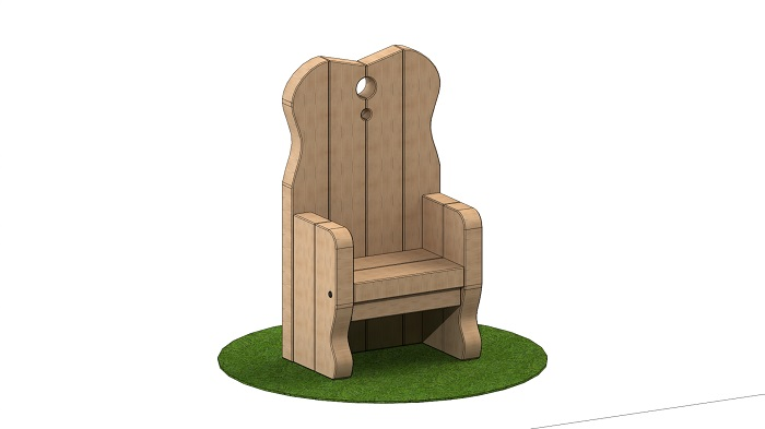 Story Tellers Chair