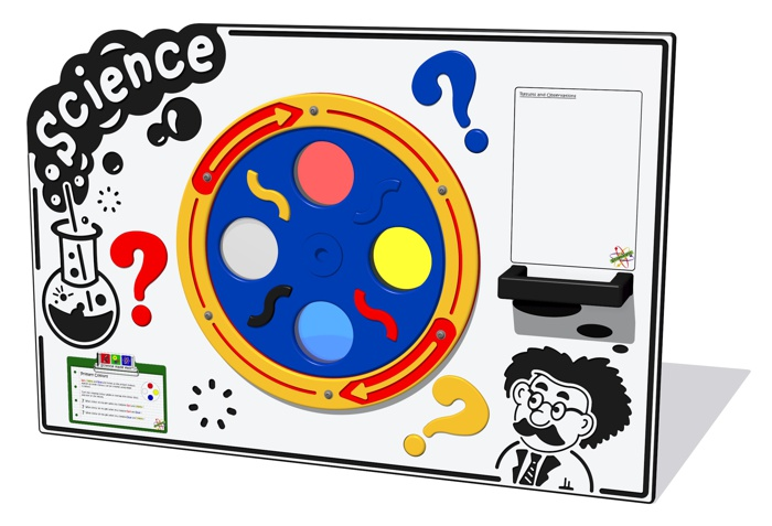 Scientific Colours Play Panel