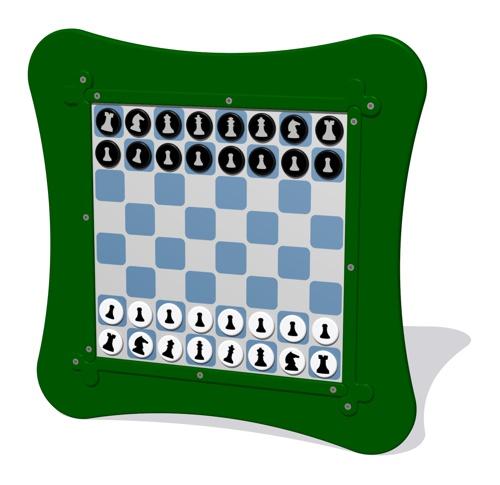 MagPlay Wall Panel - Chess