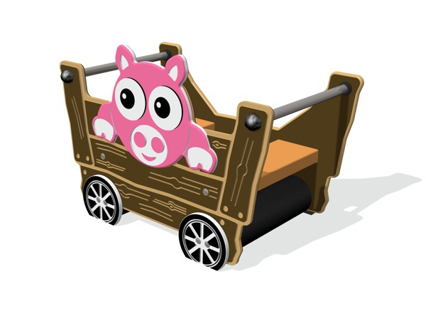 Early Years Pig Trailer