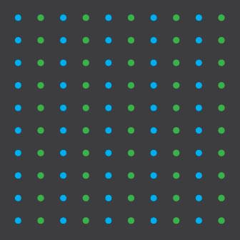 Dot to Dot Game 4.5m x 4.5m