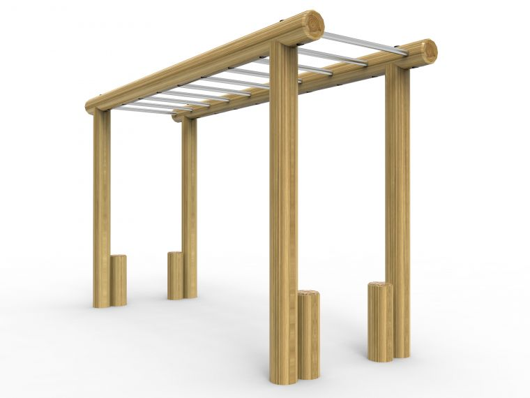 Monkey Bars Station