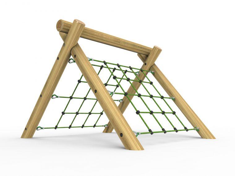 A-Frame Net Climber-Small