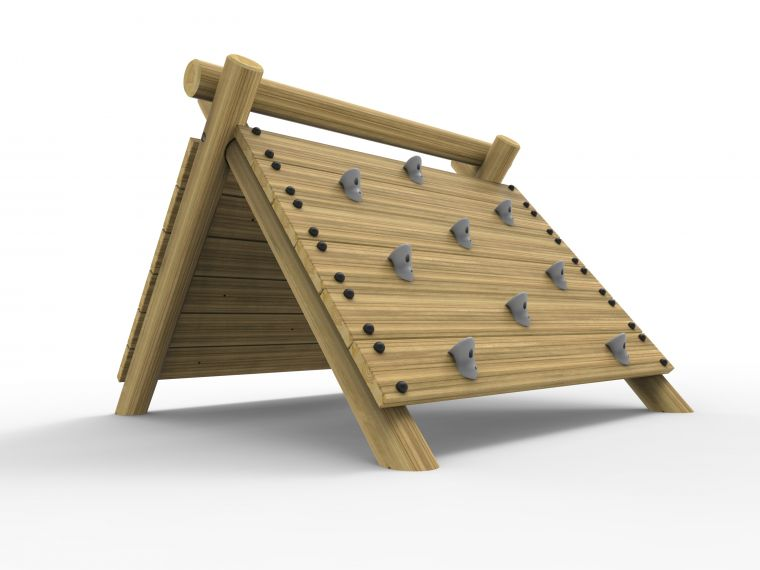A-Frame Rock Climber - Small - Timber