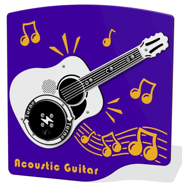 RotoGen Acoustic Guitar Musical Panel