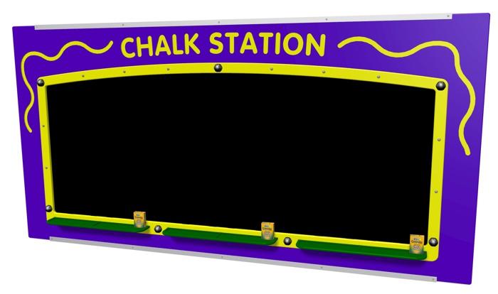 Giant Chalk Station
