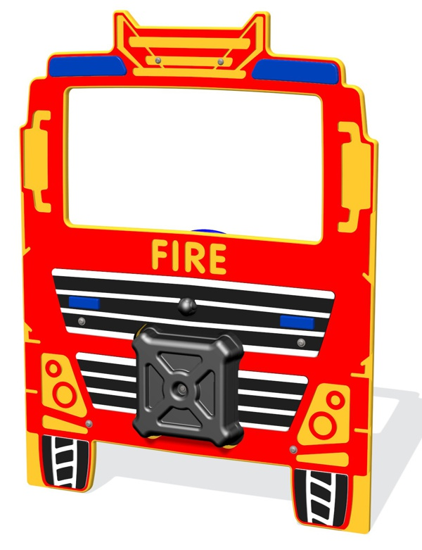 PlayTronic Fire Engine Sounds Panel