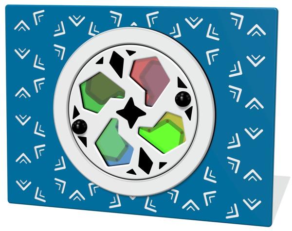 Colour Wheel Kaleidoscope