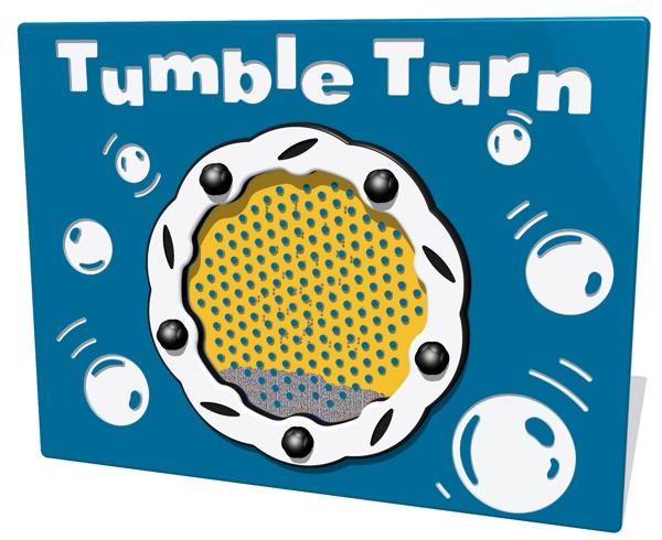 Tumble Turn Play Panel