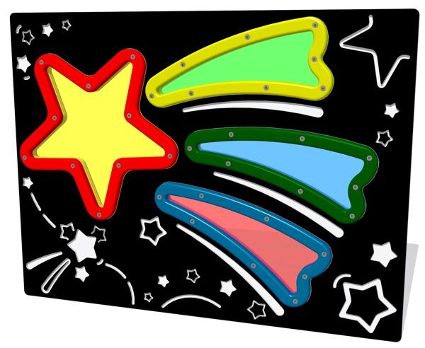 Starburst Play Panel