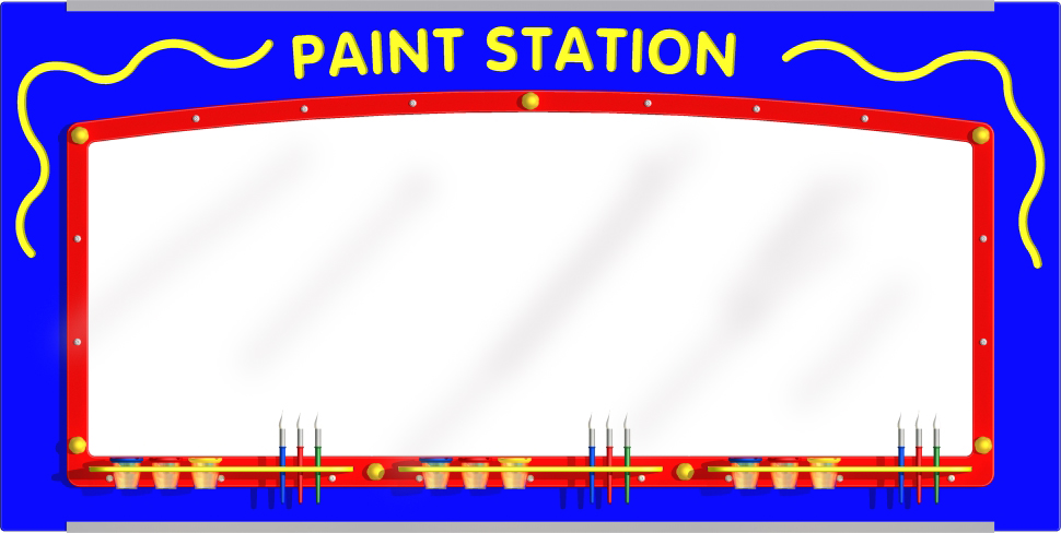 Giant Paint Station