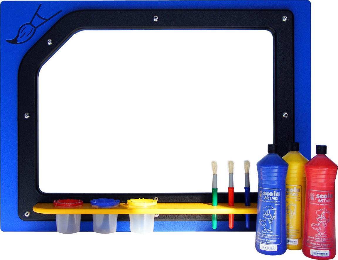 Paint Station XD Panel