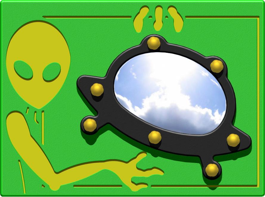Alien Mirror