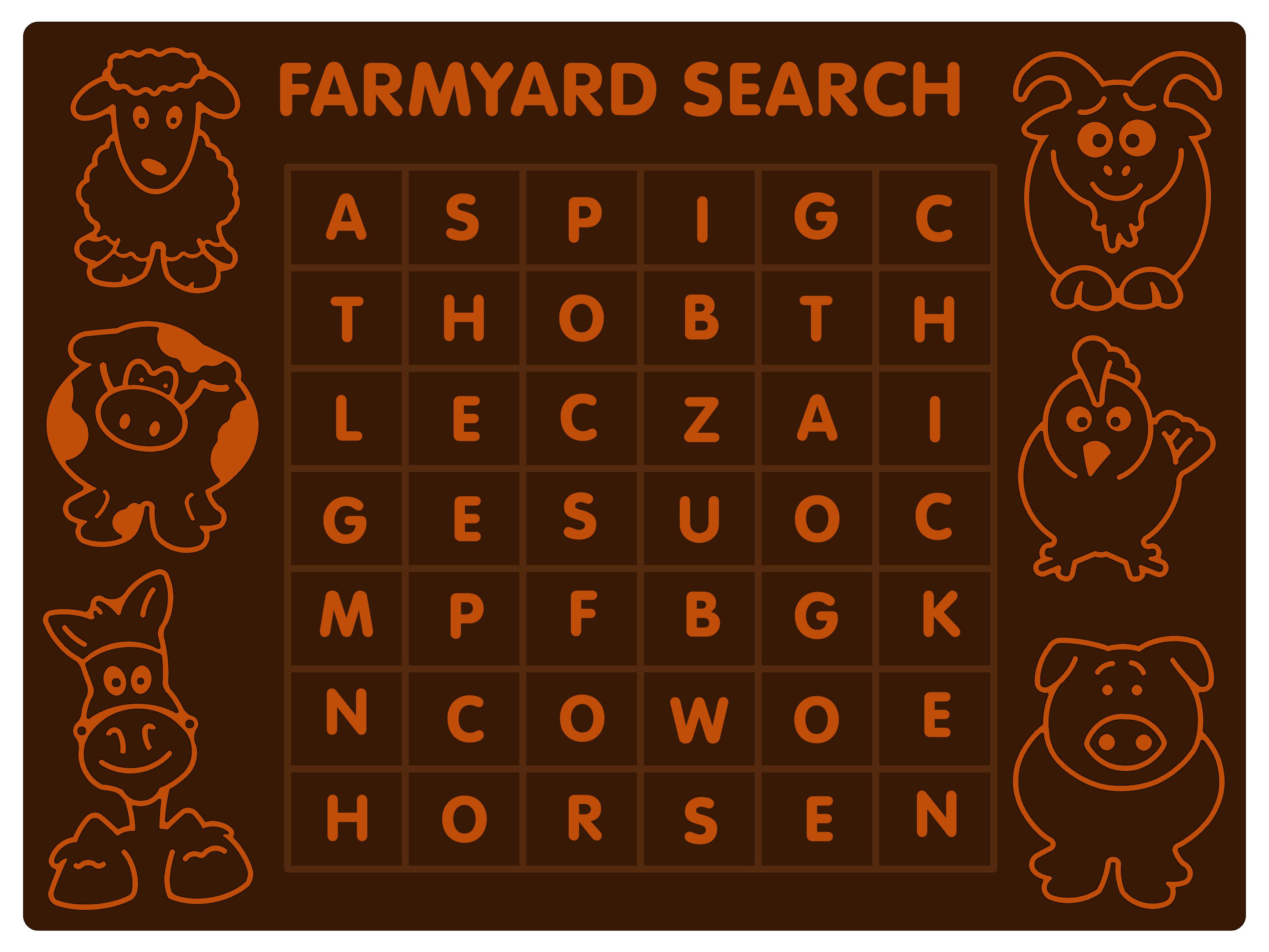 Farmyard Search