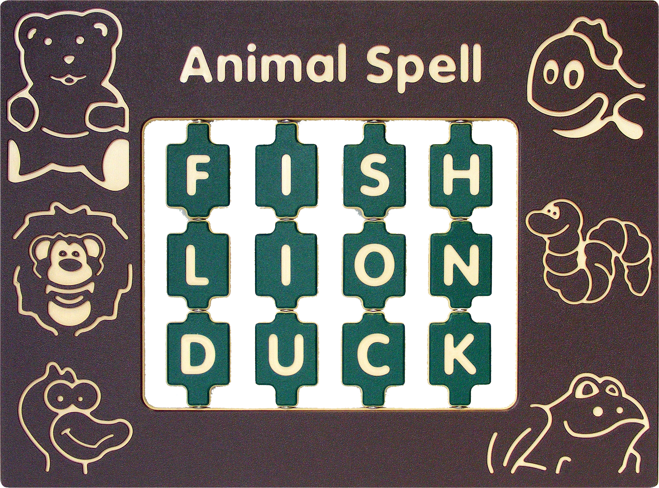 Animal Spelling