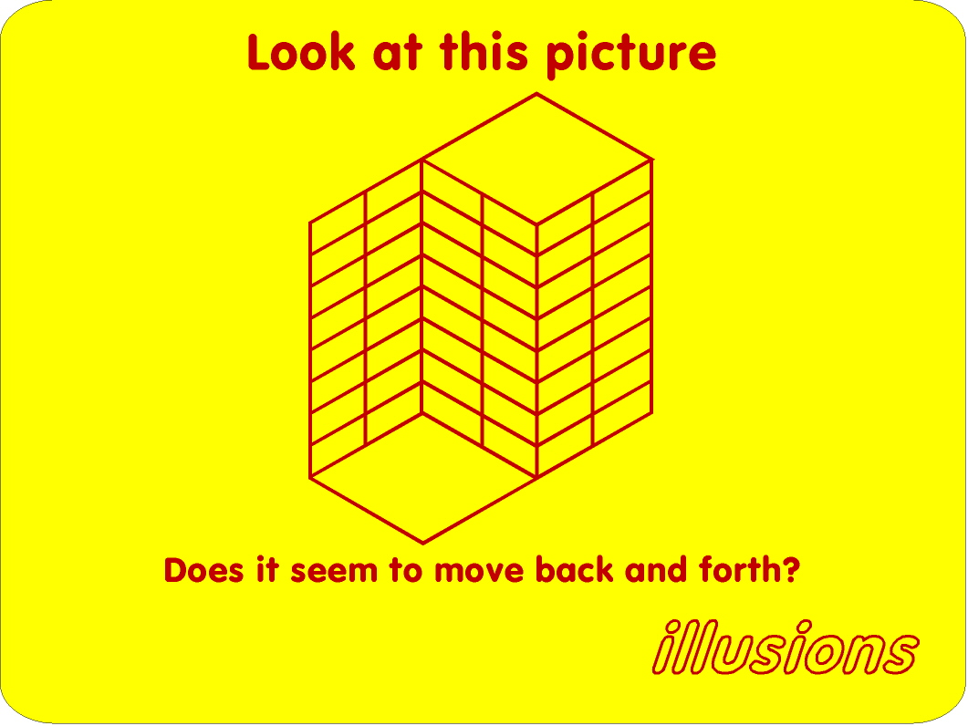 Illusion Moving Blocks