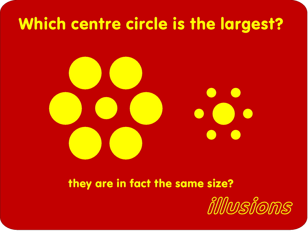 Illusion Circles