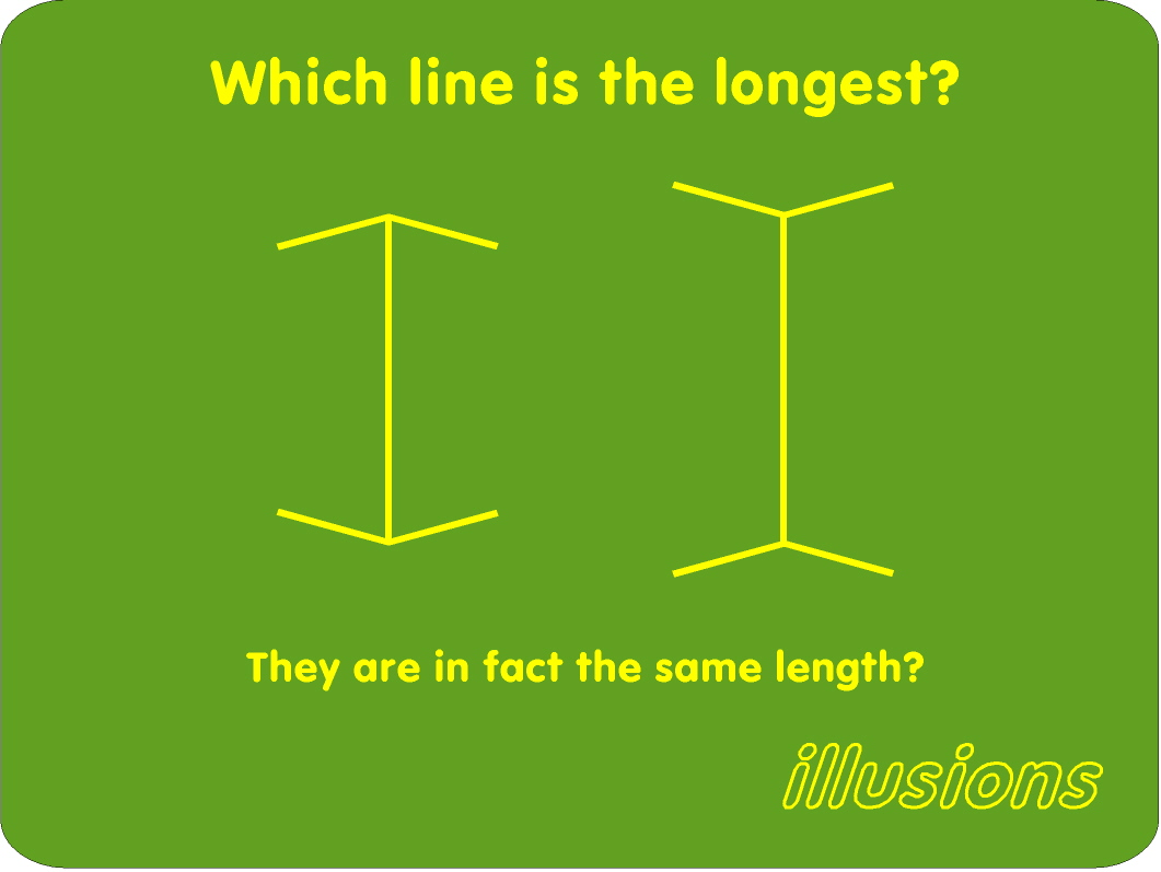 Illusion Line Length