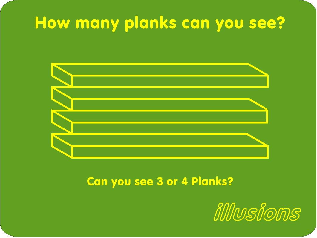Illusion Planks