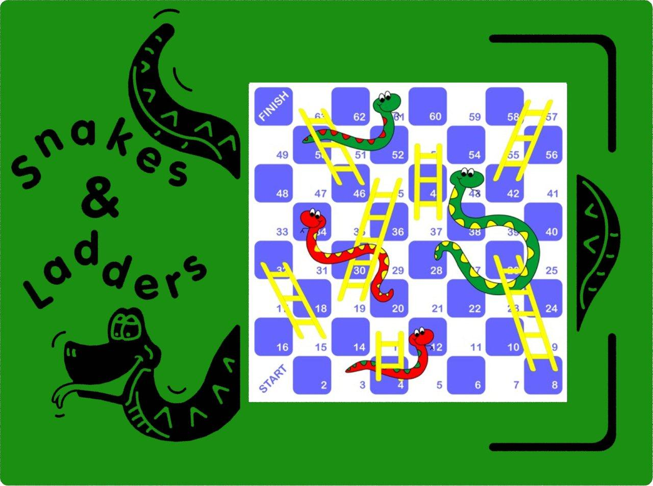 MagPlay Snakes & Ladders
