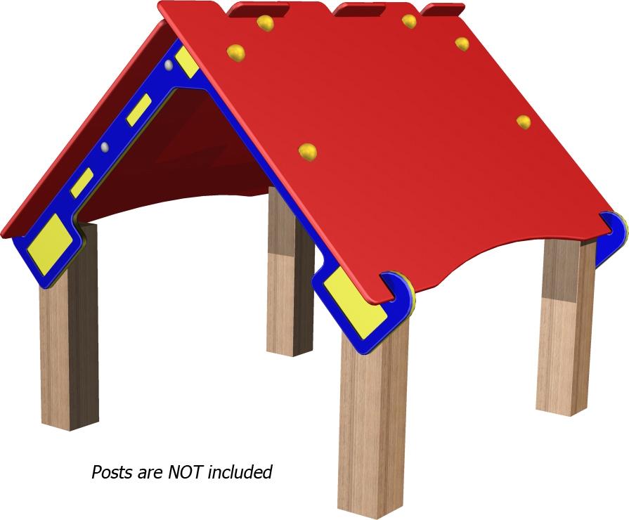 Rectangles Roof Unit