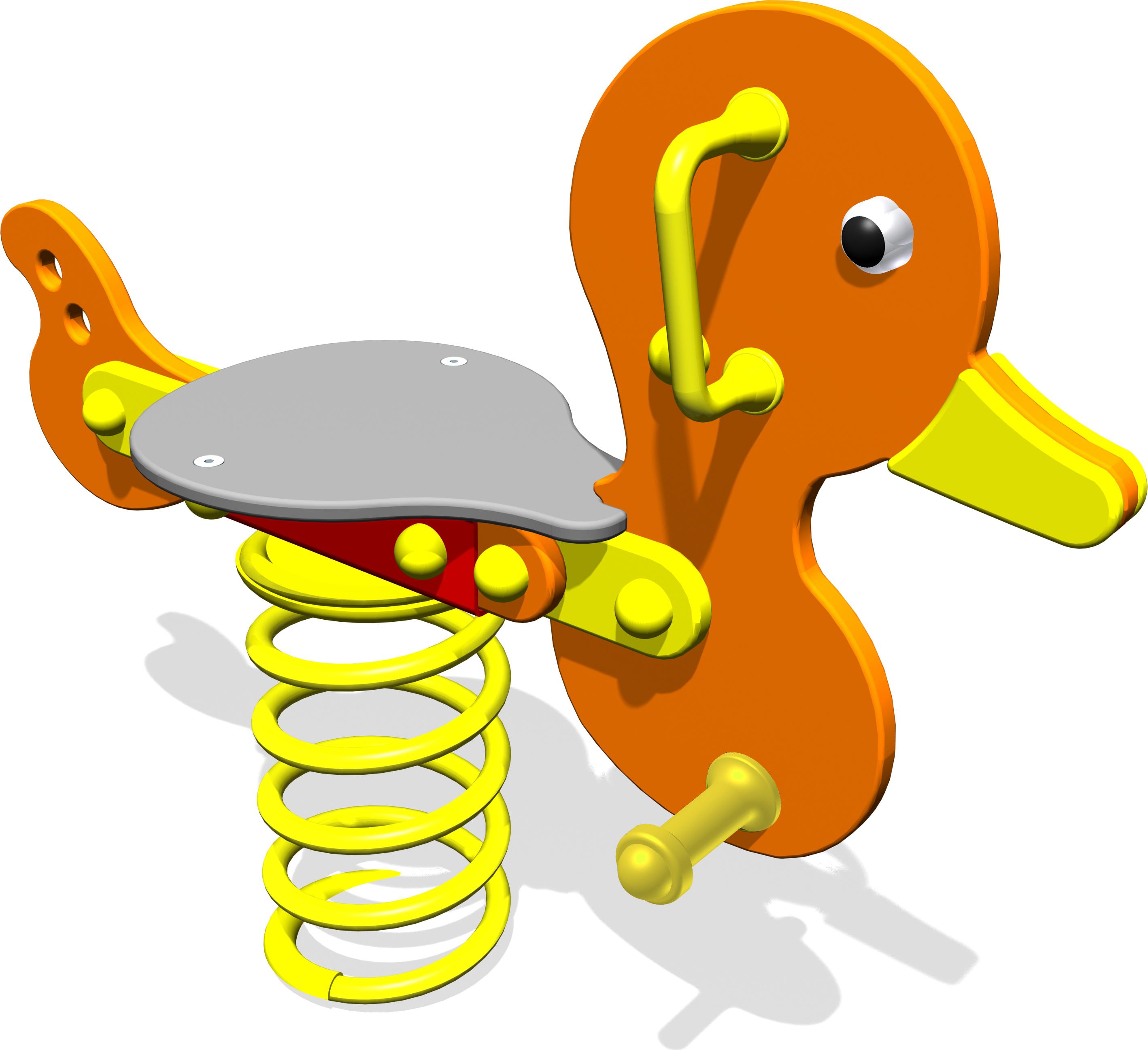 Sit On Duck