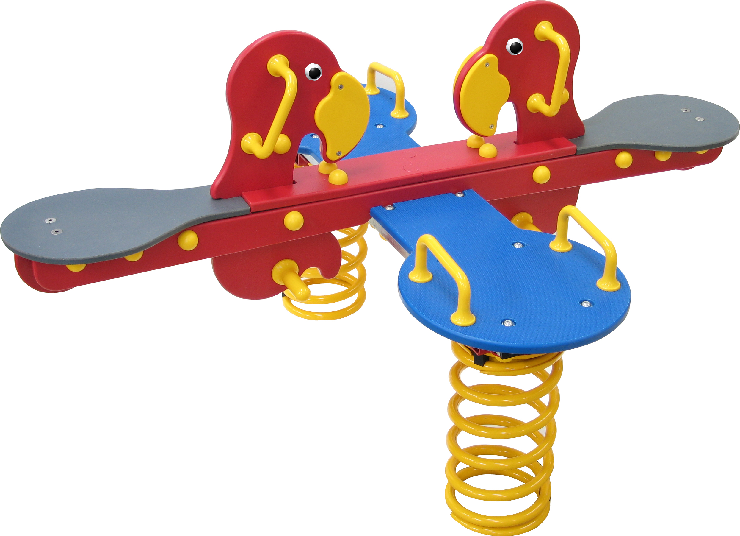 Parrot See Saw