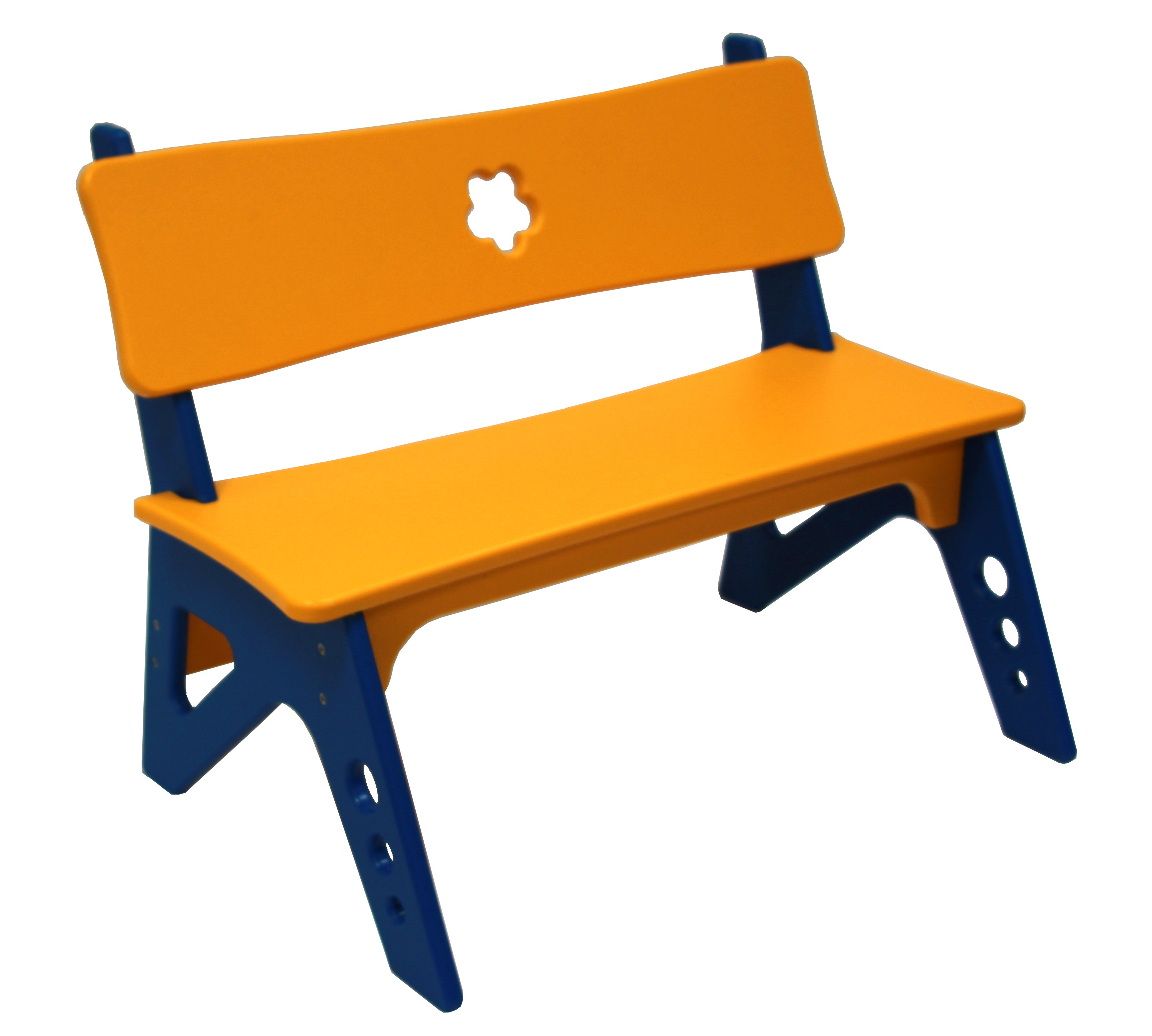Stoford HDPE Bench Seat